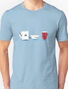 """Ready to go…"" Unisex T-Shirt"