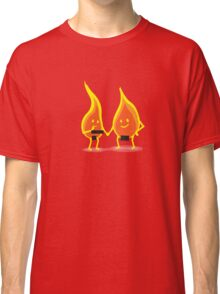 Naked Flames Classic T-Shirt