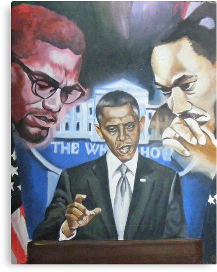 I Have a Dream that Yes We Can By Any Means Necessary!!! by Shane Jahi Jackson