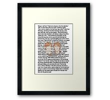 Fred and George Weasley Framed Print