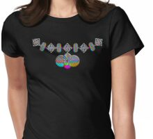 """""""The Polyform Sphere Necklace""""© Womens Fitted T-Shirt"""