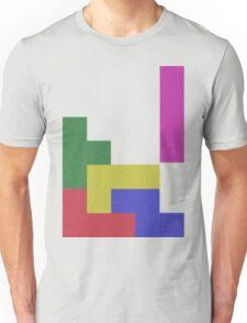 Blocks, Blocks, Blocks Unisex T-Shirt