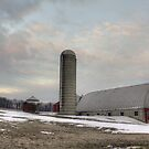 Winter Sky by Jessica Petrohoy