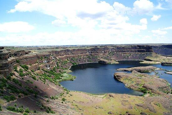 Dry Falls by joiwatani