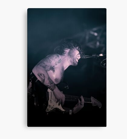 Biffy Clyro 10 Canvas Print