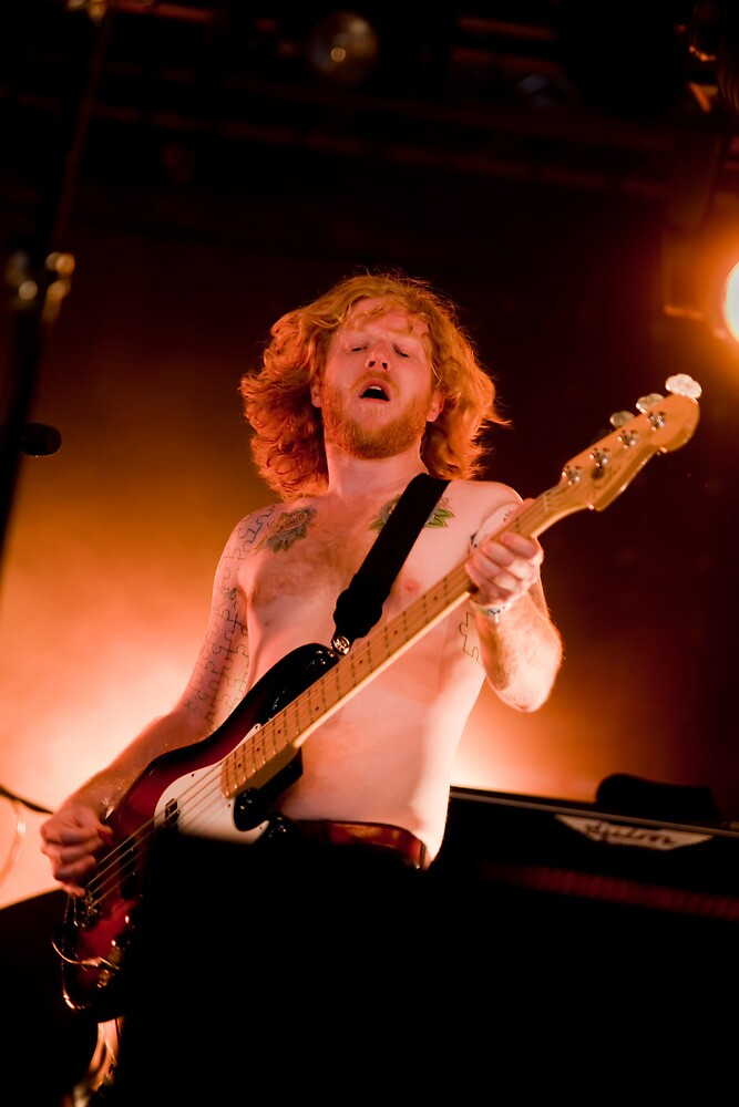 Biffy Clyro 12 by lenseeyes