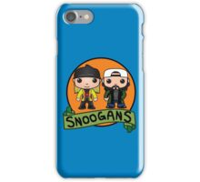 Snoogans! iPhone Case/Skin