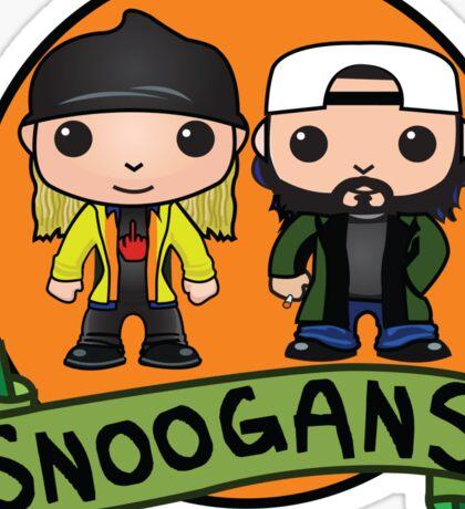 Snoogans! Sticker