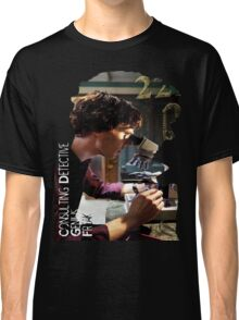 Sherlock - Consulting Detective Classic T-Shirt