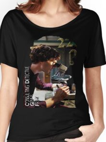 Sherlock - Consulting Detective Women's Relaxed Fit T-Shirt