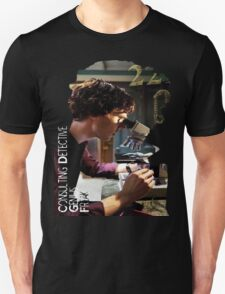 Sherlock - Consulting Detective T-Shirt