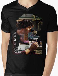 Sherlock - Consulting Detective Mens V-Neck T-Shirt