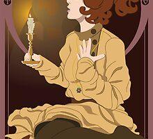 Anastasia Nouveau - Anastasia by CptnLaserBeam
