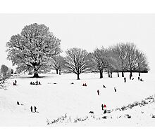 Tribute To Lowry Photographic Print