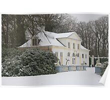 Hof Ter Linden - Coach House - Edegem Poster