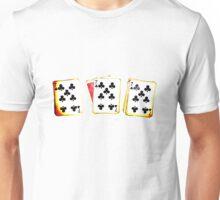 Lucky Fucker Unisex T-Shirt