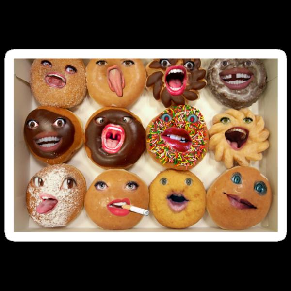 Freaking Donuts by Charles McFarlane