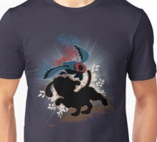 Super Smash Bros. Blue Duck Hunt Dog Silhouette Unisex T-Shirt