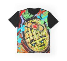 Adorable Disatisfied Pineapple Boo Boo Graphic T-Shirt