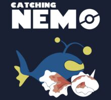 Nemo, I choose you! by Mariotaro Designs