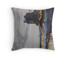 Dunguire Castle, Ireland Throw Pillow