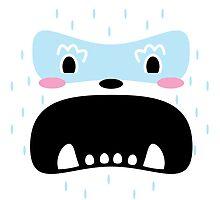 Grumpy Yeti by murphypop