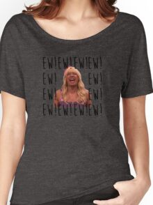 Sara Says Ew!  Women's Relaxed Fit T-Shirt