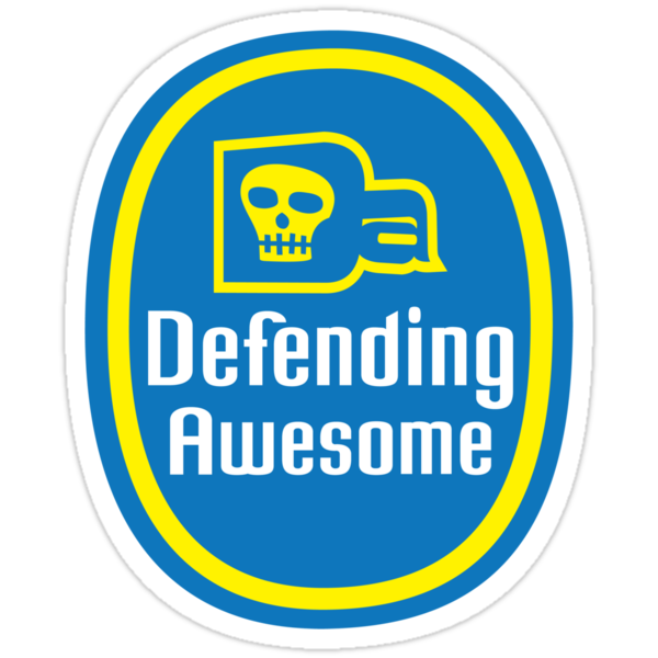 Defending Awesome - Banana by DefendAwesome