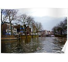 Oudegracht Poster