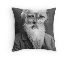 Eadweard Muybridge. Throw Pillow