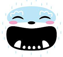 Happy Yeti by murphypop