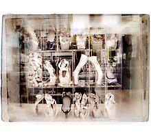 Ballet Shoes Photographic Print
