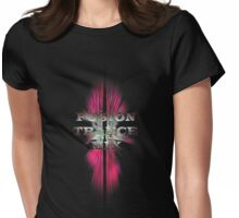 Fusion Trance Mix Womens Fitted T-Shirt