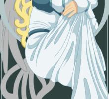Odette Nouveau - Swan Princess Sticker