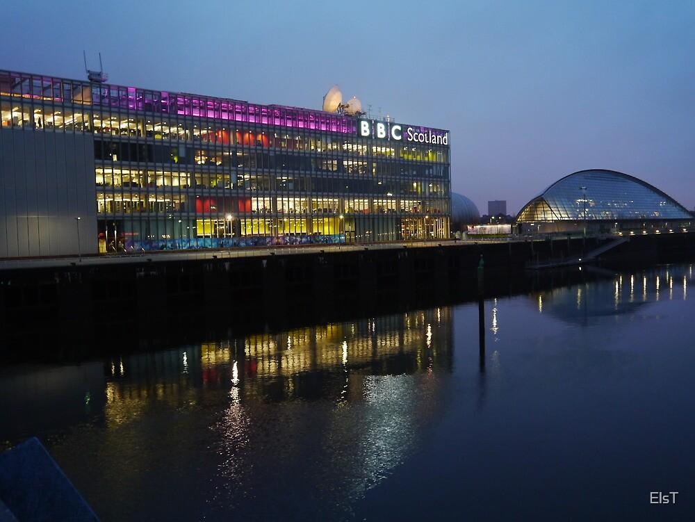 BBC, Glasgow by ElsT
