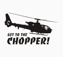 Get to the Chopper Kids Clothes