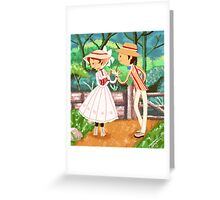 Jolly Holiday Greeting Card