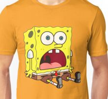 Surprised Spongebob Unisex T-Shirt