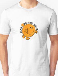 Glasgow's Miles Better T-Shirt