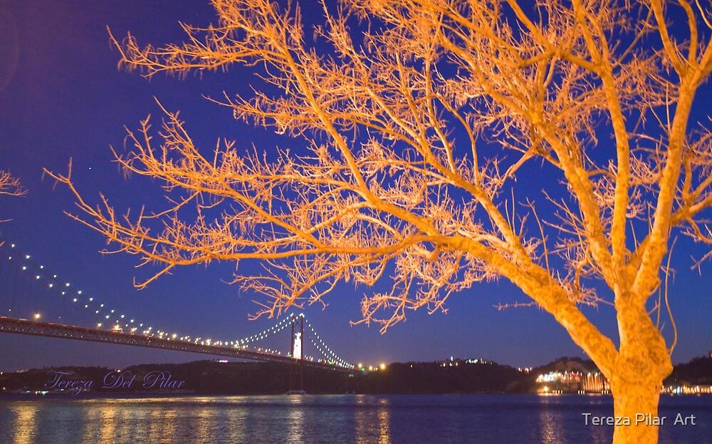 night river by terezadelpilar~ art & architecture