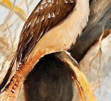 kookabura by three by Glen Johnson