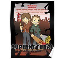 Supernatural - Goin to the Winchesters Poster