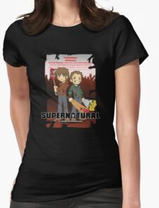 Supernatural - Goin to the Winchesters Womens Fitted T-Shirt