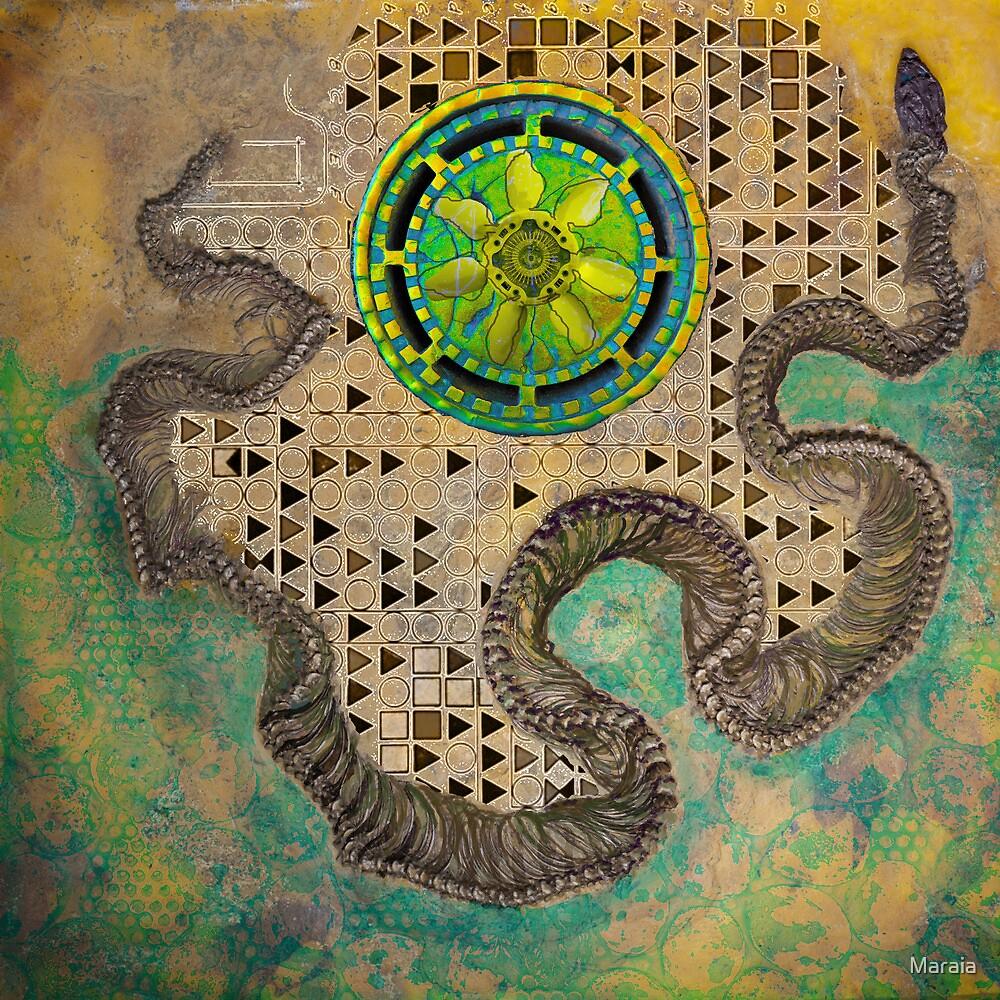Treasure Island by Maraia