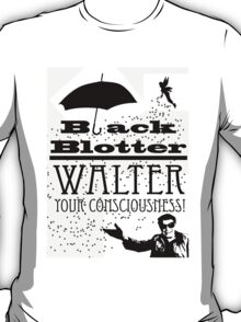 Black Blotter T-Shirt
