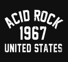 Acid Rock by ixrid
