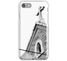 Church is †he New White iPhone Case/Skin