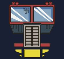 Transformers - Optimus Prime Kids Clothes
