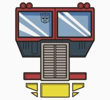 Transformers - Optimus Prime Kids Clothes