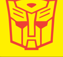 Transformers - Bumblebee Sticker